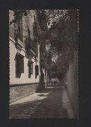 SEVILLA SEVILLE Old Typical Street 1940 Years POSTCARD STAMP SPAIN ESPAÑA ESPANA - Postcards
