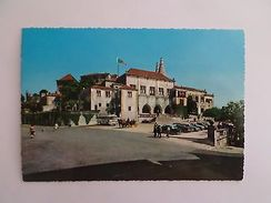 SINTRA 1960years POSTCARD BUS HORSE CART TAXI CAB CAR PORTUGAL CARS Z1 - Postcards