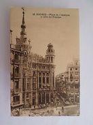 SPAIN ESPAÑA ESPANA ESPAGNE MADRID PLAZA DE CANALEJAS 1910 YEARS POSTCARD Z1 - Postcards