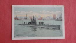 US Submarine Class    Ref 2719 - Krieg