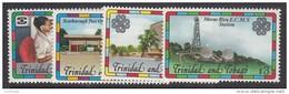 TRINIDAD, 1983 COMMUNICATIONS 4 MNH - Trinidad & Tobago (1962-...)