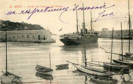 NICE - Transport Maritime - Port