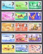 BRITISH  SOLOMON  ISLANDS 180-94  *  ISLAND  TOURISM - British Solomon Islands (...-1978)