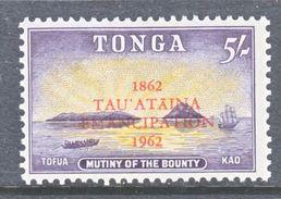 TONGA  126  * - Tonga (...-1970)