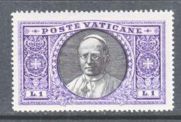 VATICAN  28  * - Unused Stamps