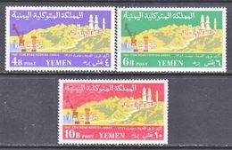 YEMEN  124-6    **    DEEPWATER  PORT &  HIGHWAY - Yemen