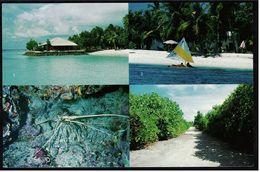 Maldives  -  Villingili  -  Ansichtskarte Ca.1982    (7741) - Maldiven