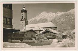 AK  Garmisch Straßenpartie Mit Kramer 1954 - Garmisch-Partenkirchen