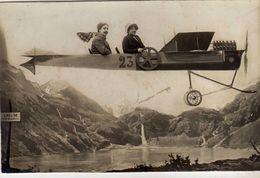Bagneres De Luchon Lac D'oo Avion - Luchon