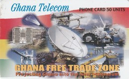 Ghana - Free Trade Zone - Ghana