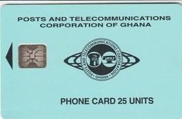 Ghana - Small Logo 25 Un - Ghana