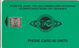 Ghana - Small Logo 50 Un - Ghana
