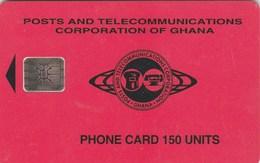 Ghana - Small Logo 150 Un - Ghana