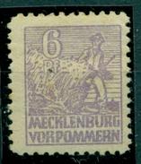 SBZ. Abschiedsserie, Nr. 33 Y E, Postfrisch **,  Geprüft BPP - Sowjetische Zone (SBZ)