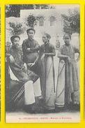 SAÏGON Musiciens Et Musiciennes (Imprimerie Réunies De Nancy) Viet Nam - Viêt-Nam