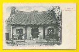 CHOLON Pagode De Phuoc-Kien Expo De L(Indochine 1900 (St & C°) Viet Nam - Viêt-Nam