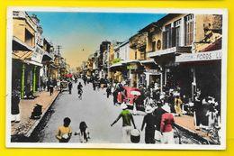 HANOÏ Un Quartier Annamite (P.C Paris) Viet Nam - Viêt-Nam