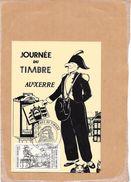 DEPT 89 - Journée Du Timbre à AUXERRE - ***/TON - - Auxerre