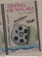 SPAIN, 2017, MNH, MALAGA FILM FESTIVAL, FISH, TRANSPARENT STAMP!, 1v - Cinema