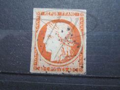 VEND TIMBRE DE FRANCE N° 5 !!! (a) - 1849-1850 Ceres