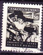 Tschechoslowakei CSSR - Aufhebung Der Leibeigenschaft (MiNr: 539) 1948 - Gest Used Obl - Gebraucht