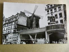 MOULIN ROUGE PARIS - Windmühlen