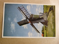 MOULIN  HOLLANDAIS A HEERENVEEN - Windmühlen