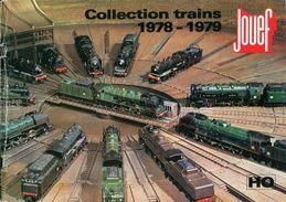 Catalogue Jouef 1978 - 1979 - Livres Et Magazines