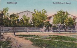 România - TECHIRGHIOL - Hotel Ministerul Muncei - Roumanie