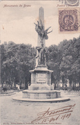 PUEBLA (Mexico) - MONUMENTO DE BRAVO - 1909 - Editor Carlos V. Toussaint N°08 - Mexique