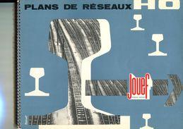 Catalogue Jouef Plans De Réseaux - Books And Magazines