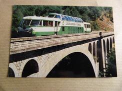 AUTORAIL  LIVRADOIS FOREZ - Trains
