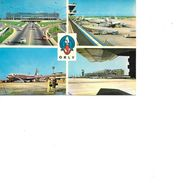 CARTE POSTALE FANTASIE AVION BOING 707 - Avions