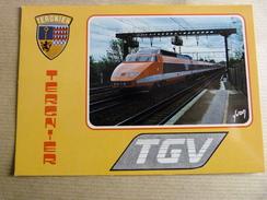 TGV TERGNIER - Trains