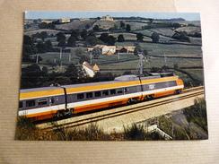 TGV PARIS SUD EST - Trains