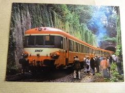 PETITE CEINTURE PARIS - Eisenbahnen