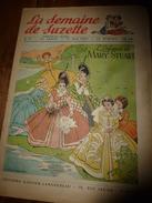 1950 LSDS (La Semaine De Suzette):L'Enfance De Mary Stuart ; Ma NORMANDIE (Nez De Jobourg,Lisieux,Mt Saint -Michel) ,etc - La Semaine De Suzette