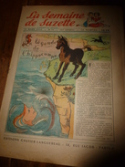 1950 LSDS (La Semaine De Suzette):La Légende De L'HIPPOCAMPE ; Etc - La Semaine De Suzette