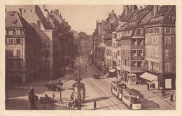 STRASBOURG Place Gutemberg - Strasbourg