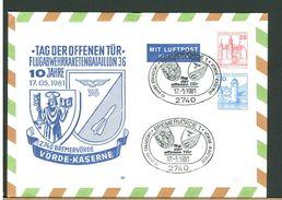 GERMANY - BREMERVORDE WAPPEN - St. Liborius Of Le Mans, Patron Saint Of The City. - Buste Private - Nuovi