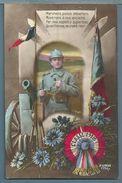 CPA - MILITAIRE CLASSE 1918 - Patriotiques
