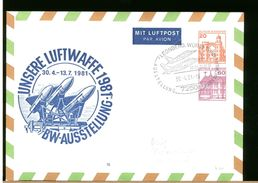 GERMANY - LEONBERG - LUFTWAFFE - Buste Private - Nuovi