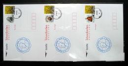 Thailand Postcard Stamp 2009 86th Luang Por Koon +P+C (3) - Thailand
