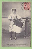 Les Sables D'Olonne : La Petite Marchande Du Remblai. 2 Scans. Edition Amiaud - Sables D'Olonne