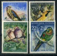 ANTILLES NEERLANDAISE ( POSTE ) : Y&T N°  259/262  TIMBRES  NEUFS  AVEC  TRACE  DE  CHARNIERE , A  VOIR . - West Indies