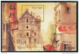 M5984 -   Bloc MNh -Macau ART - Painting Kwok Se 1997  (nr. 0828960) - 1999-... Chinese Admnistrative Region