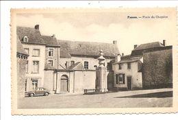 FOSSES   Place  Du  Chapitre - Fosses-la-Ville