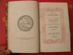 Le Livre De La Nation Polonaise Et Des Pélerins Polonais. Adam Mickiewicz. 1864. Pologne Ladislas Levy. Belle Reliure - 1801-1900