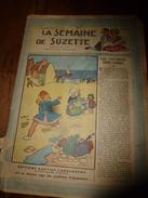 1950 LSDS (La Semaine De Suzette): Les CHANG Formaient La GESTAPO En Allemagne; Rudyard Kipling Et Le SCOUTISME;etc - La Semaine De Suzette
