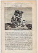 Revue Magasin Pittoresque Turquie Turkey Turc Juillet 1848 - 1800 - 1849